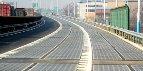 Driving Towards the Future: China Develops Solar Roadways