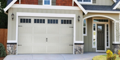 4 Excellent Reasons to Invest in a New Residential Garage Door