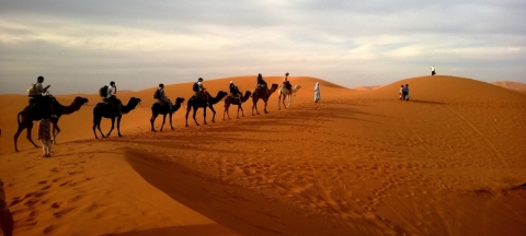 <b>5 Adventurous Ways To A Blast In The Sahara Desert</b>