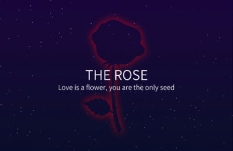 The world's first AR + blockchain live-action game The Rose to be rolled out online