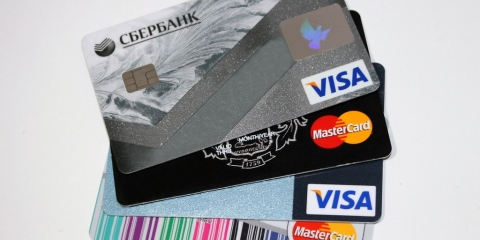 debit/credit cards