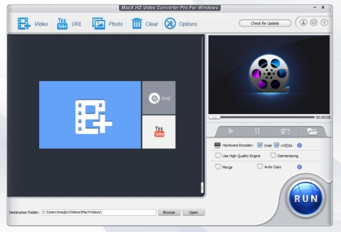 MacX Video Converter Pro, the No.1 Fast 4K Video Processing Tool to Convert Your Video