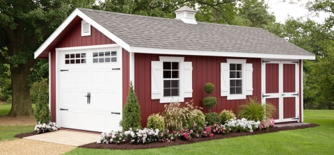 Things to be considered before buying Amish built sheds