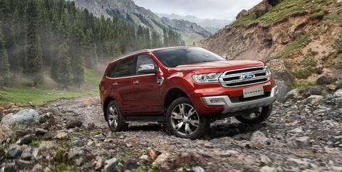 Surprising New Ford SUV Features