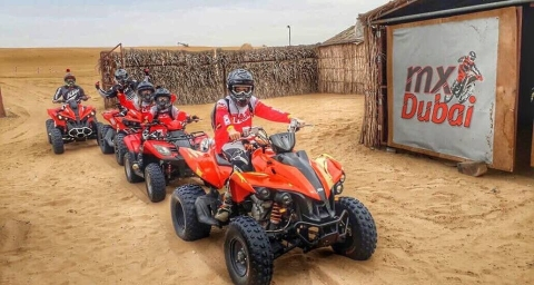 Quad Biking in Dubai: Things to know before you start your ride