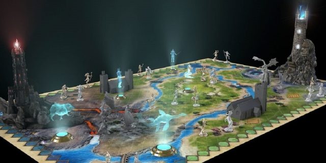 Propelling Board Games To A Whole New Level With Augmented Reality