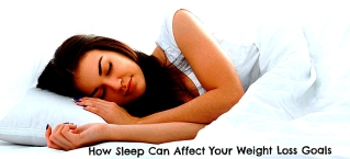 How Sleep Can Affect Your Weight Loss Goals