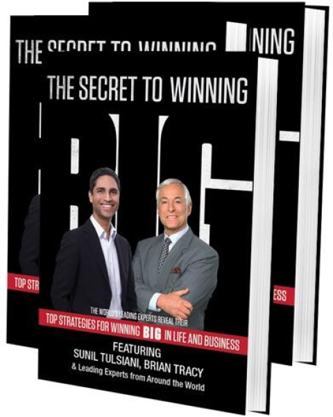 Throwing The Book at Them: Sunil Tulsiani Secret to Wealth
