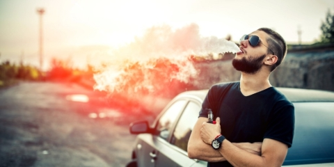 Vaping to Quit Smoking? Keep It Simple to Succeed