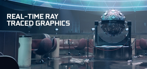 NVIDIA Shocks Movie Industry With Massive 6x Rendering Performance Update