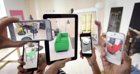 Augmented reality – the future in labels and stickers