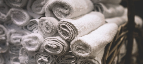 6 Ways To Save Money By Re-Using Old Towels