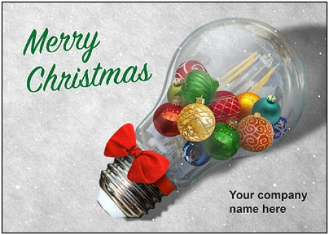 Grow Your Construction Business During the Holidays with Themed Cards