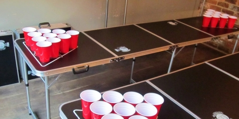 Five Best Table Sports