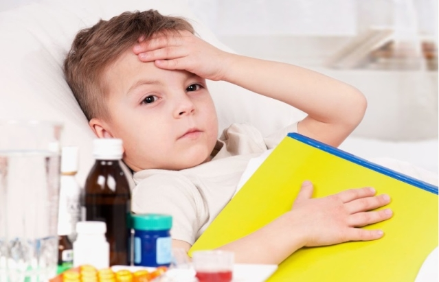 Children and mold – health effects of mold
