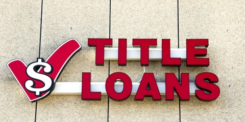 Title Loans: What You Need to Know Before Signing Over Your Car's Title