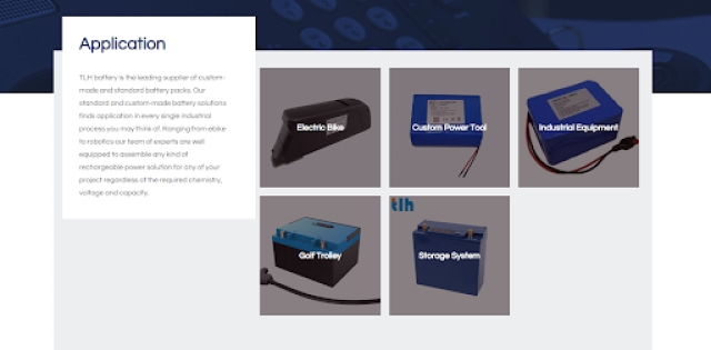 TLH Battery: The Right Partner for Lithium Ion Batteries