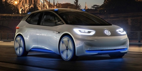 The Future Cloud Volkswagen