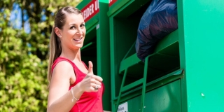 Denmark's objective: recycle more and send less to landfills