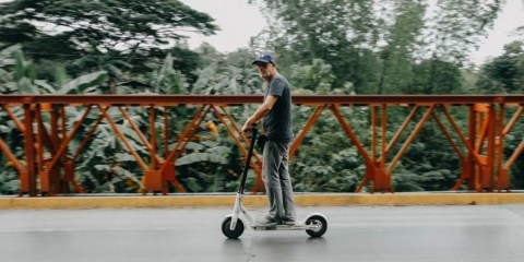 Will Electric Scooters Become a Regular Sight for City Commuters?
