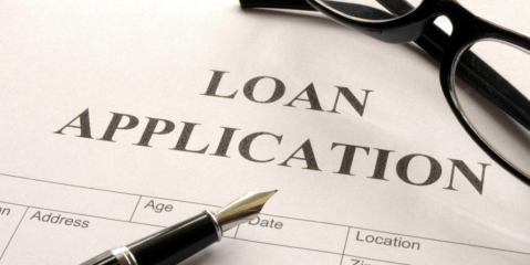 Who can finalize my loan application with a bad credit score?