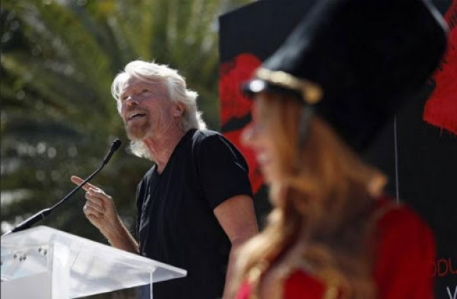 Richard Branson - a New Era for Hard Rock