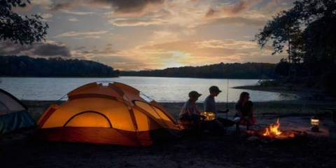 List of Campgrounds Around Chicago To Enjoy Weekends in the Wilderness
