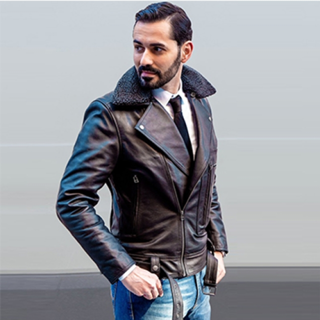 Best Custom Leather Jackets - Made By You, For You