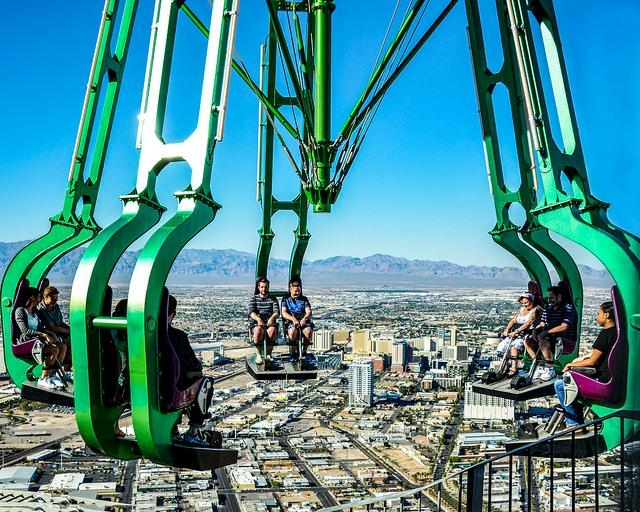 Breathtaking Las Vegas: The Perfect Places for Thrill-Seekers