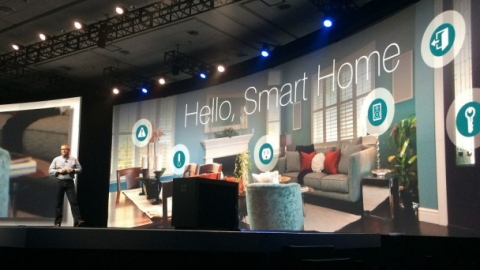 Home technology shows a glimpse into the future at home