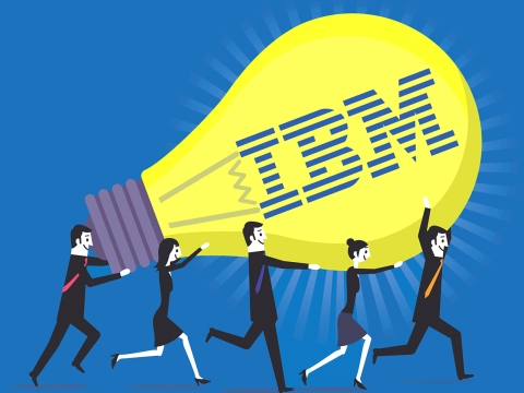 IBM's Brilliant Open Customer Focused Strategy