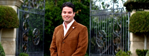 <b>Sean Lourdes: Entrepreneur and philanthropist at The Lourdes Foundation</b>