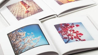 Produce a professional portfolio with photo books