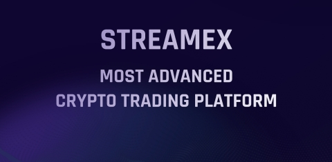 Huge Anticipation for New Crypto Exchange Streamex