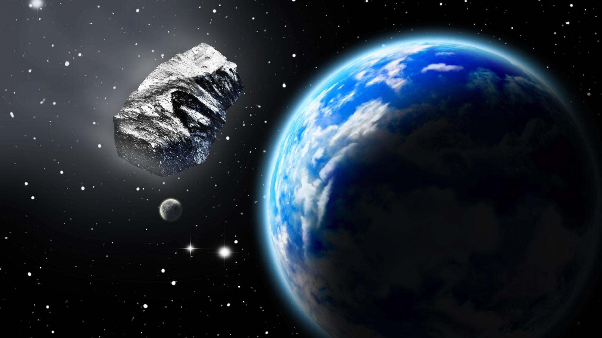 "Mini-Moon: NASA Discovers a New ""Quasi-Satellite"" Orbiting ..."