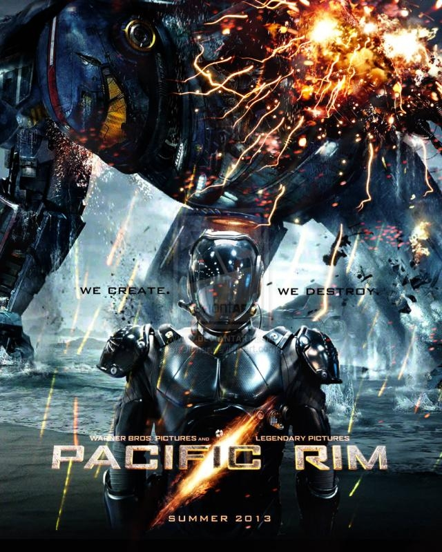 pacific rim 2017 movie poster - photo #5