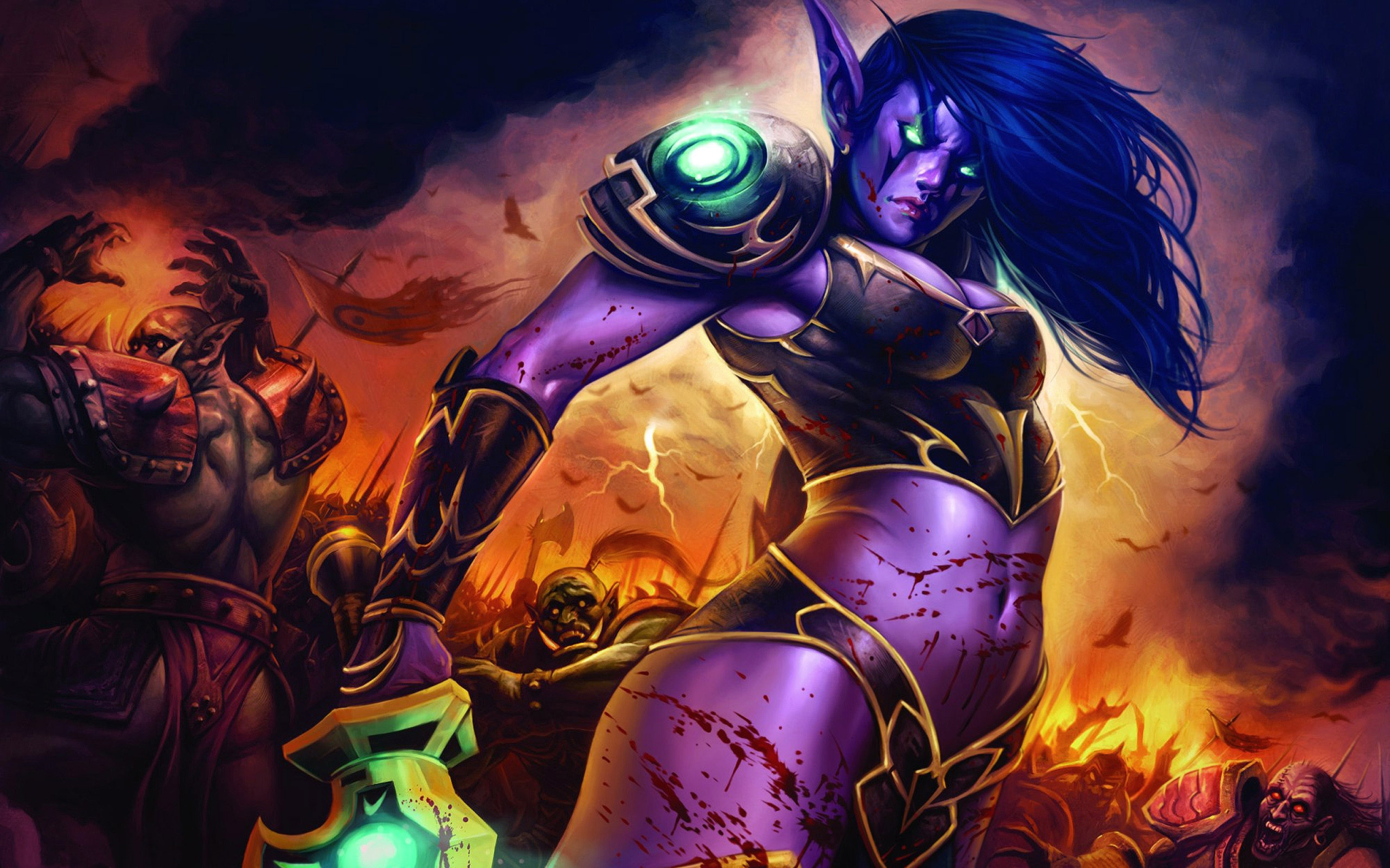 World Of Warcraft Movie Has A Release Date Tgdaily