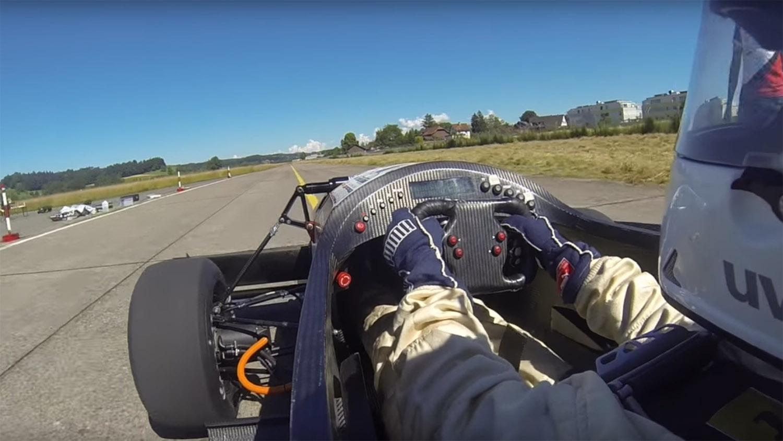 Grimsel Electric Race Car