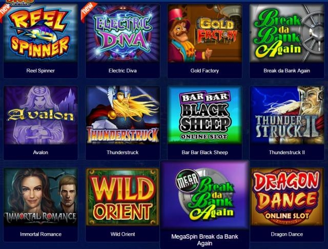 all slots casino group