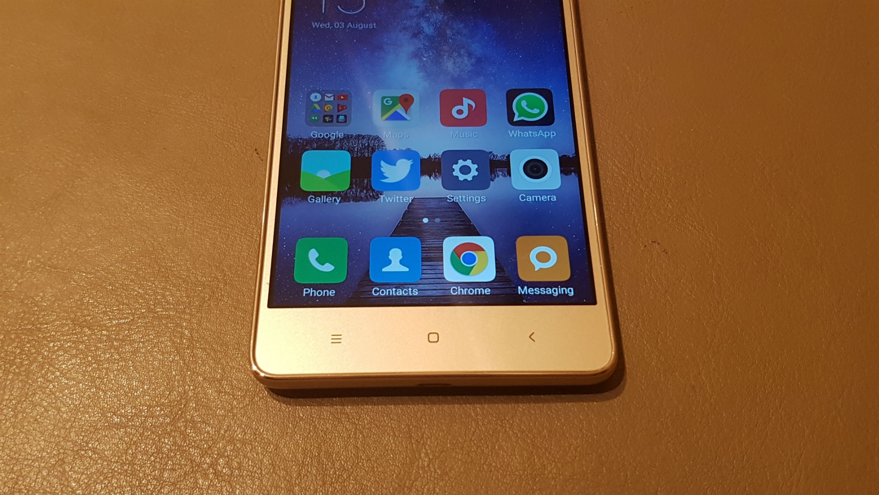 Hands On The Xiaomi Redmi 3S - TGDaily