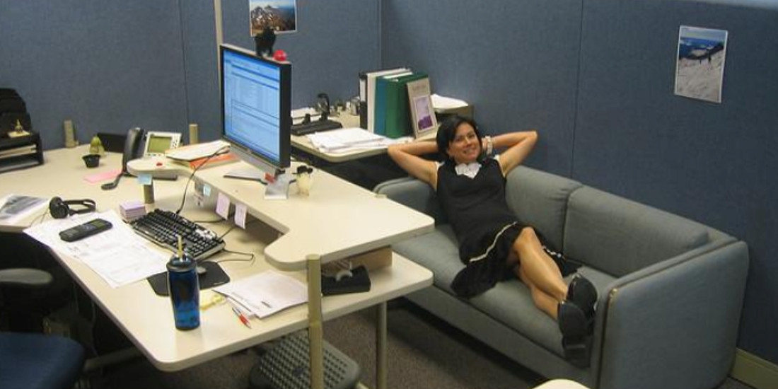 6 Ways To Boost Your Productivity By Taking Office Naps