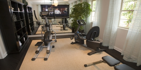 best home gym equipment for a small apartment 2017 edition