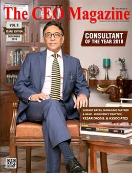 Consultant of the Year 2018
