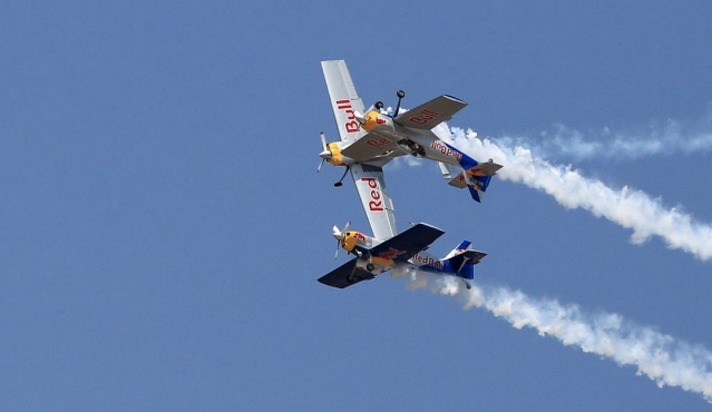 Bengaluru gearing up for Aero India 2015.