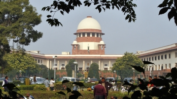 Supreme Court of India. (Photo: Reuters)