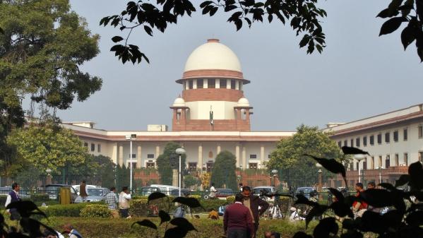 The Supreme Court of India, New Delhi.