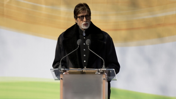 File photo of Bollywood actor Amitabh Bachchan. (Photo: Reuters)
