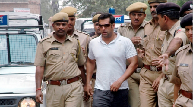 File photo of  Salman Khan. (Photo: Reuters)