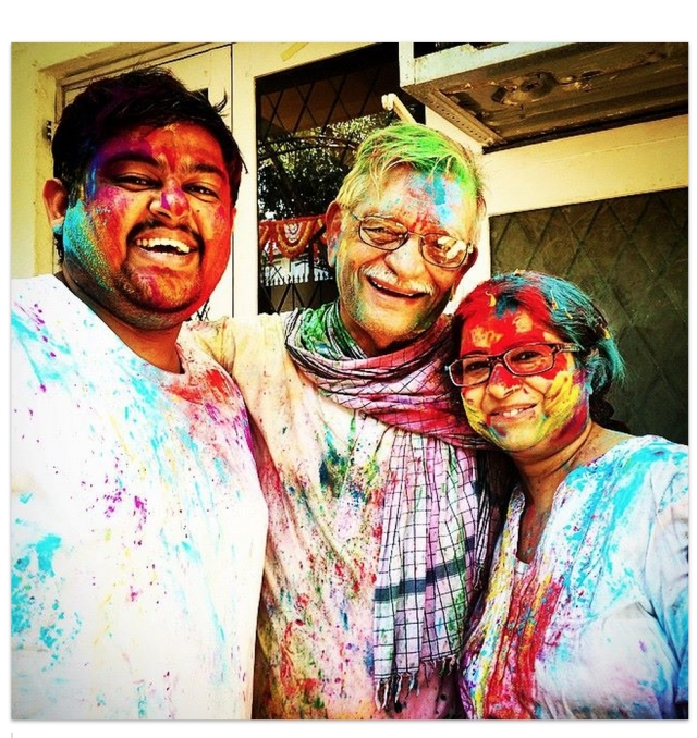 In Pictures: Bollywood's Holi Dhamaka