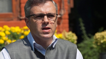 Former Jammu and Kashmir chief minister Omar Abdullah.  (Photo: PTI)